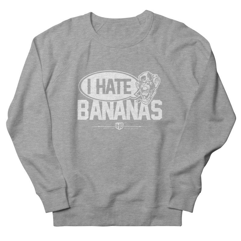 IHB TWO Men's Sweatshirt by Dogwings