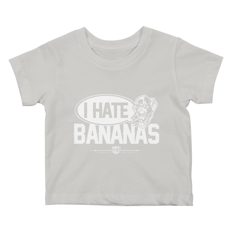 IHB TWO Kids Baby T-Shirt by Dogwings