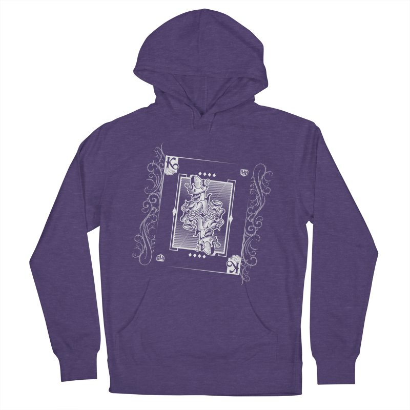 KING OF BANANAS Men's Pullover Hoody by Dogwings