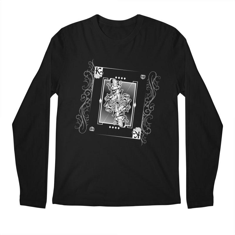 KING OF BANANAS Men's Longsleeve T-Shirt by Dogwings