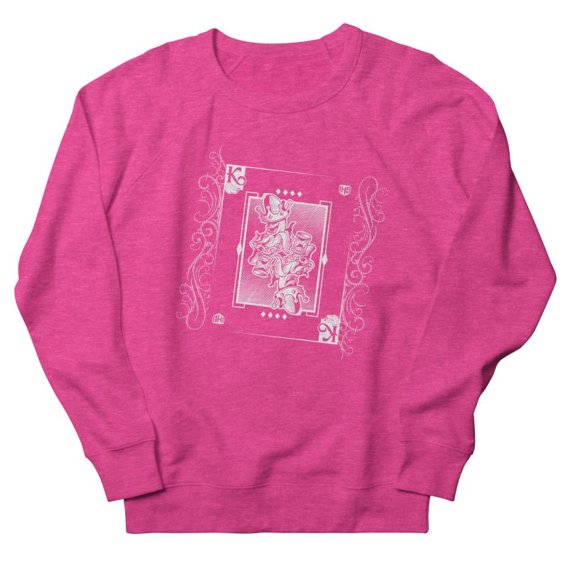 KING OF BANANAS Men's Sweatshirt by Dogwings