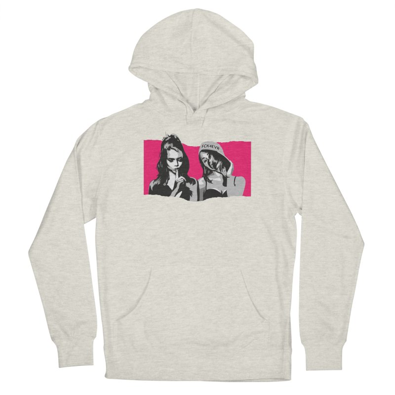 FCK4EVR Men's Pullover Hoody by DolceQ's Artist Shop