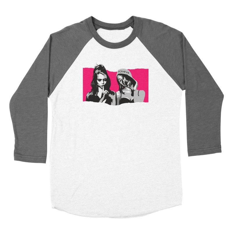 FCK4EVR Men's Longsleeve T-Shirt by DolceQ's Artist Shop