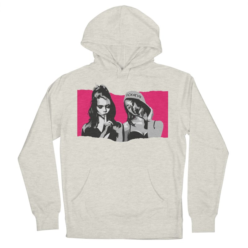 FCK4EVR Women's Pullover Hoody by DolceQ's Artist Shop
