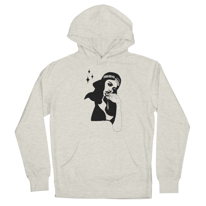 Play Hard Men's Pullover Hoody by DolceQ's Artist Shop
