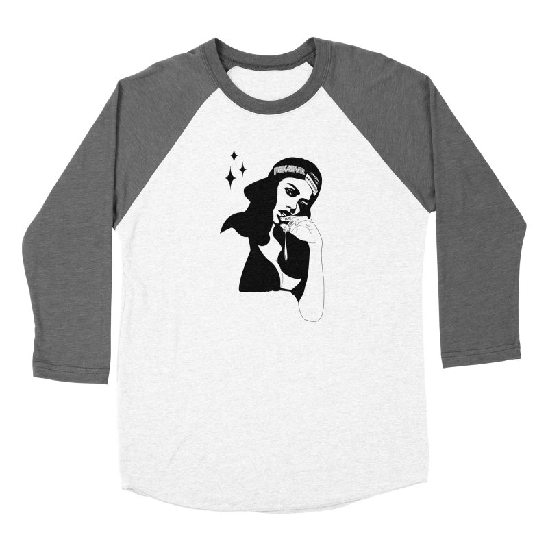 Play Hard Women's Longsleeve T-Shirt by DolceQ's Artist Shop