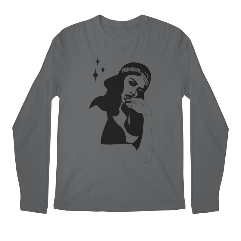 Play Hard Men's Longsleeve T-Shirt by DolceQ's Artist Shop