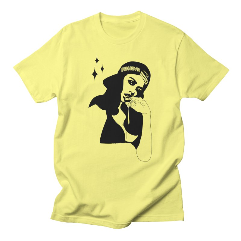 Play Hard Men's T-Shirt by DolceQ's Artist Shop