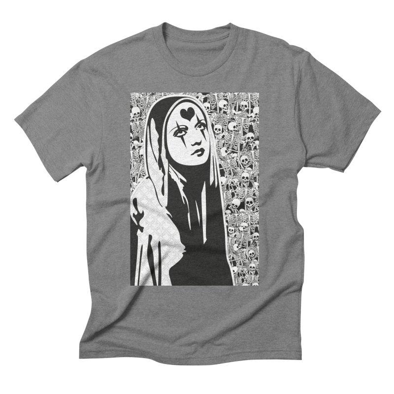 MiaDonna Men's T-Shirt by DolceQ's Artist Shop