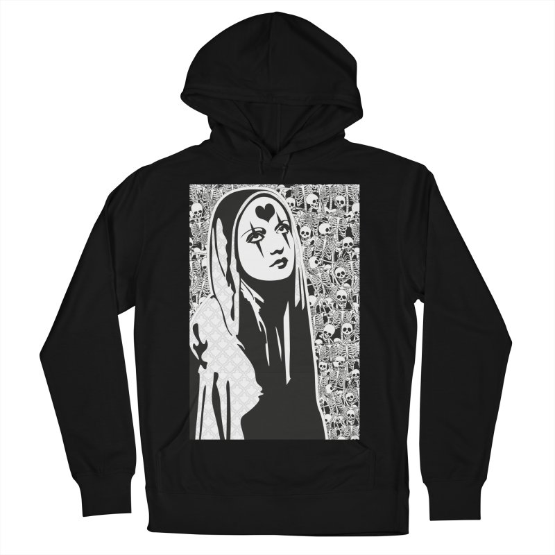 MiaDonna Men's Pullover Hoody by DolceQ's Artist Shop