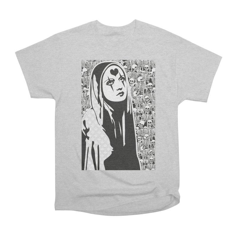 MiaDonna Women's Classic Unisex T-Shirt by DolceQ's Artist Shop