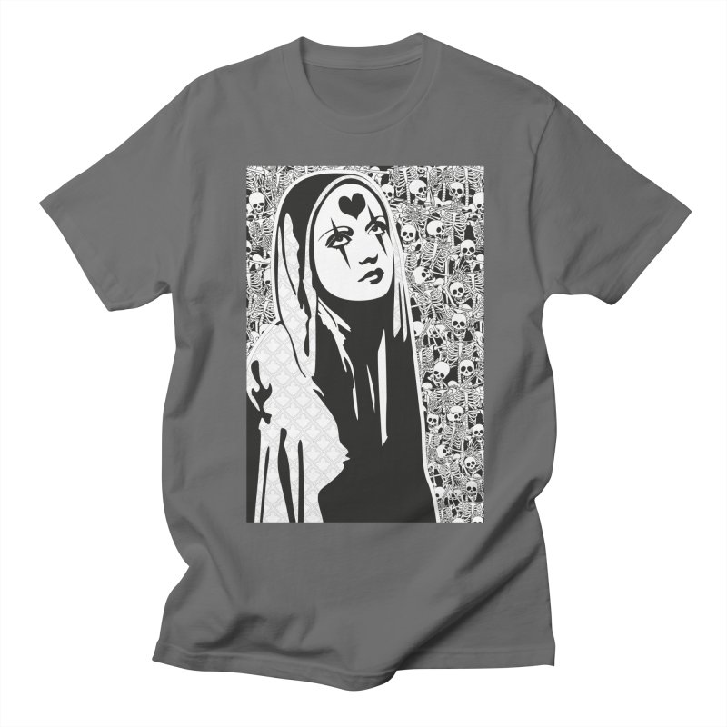 MiaDonna Women's Unisex T-Shirt by DolceQ's Artist Shop