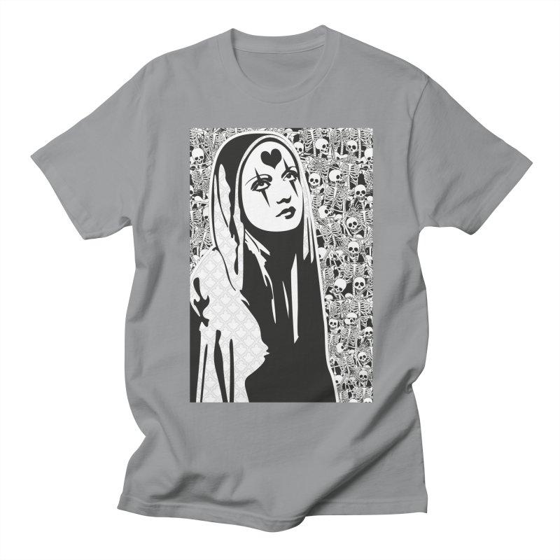 MiaDonna Men's Regular T-Shirt by DolceQ's Artist Shop