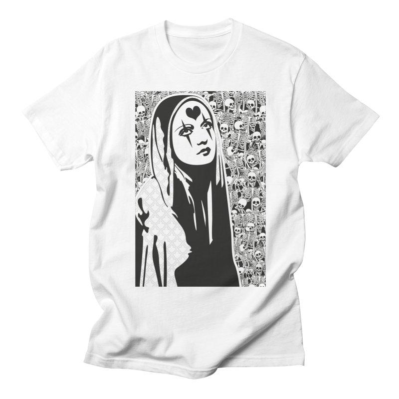 MiaDonna Women's Unisex T-Shirt by DolceQ's Artist Shop
