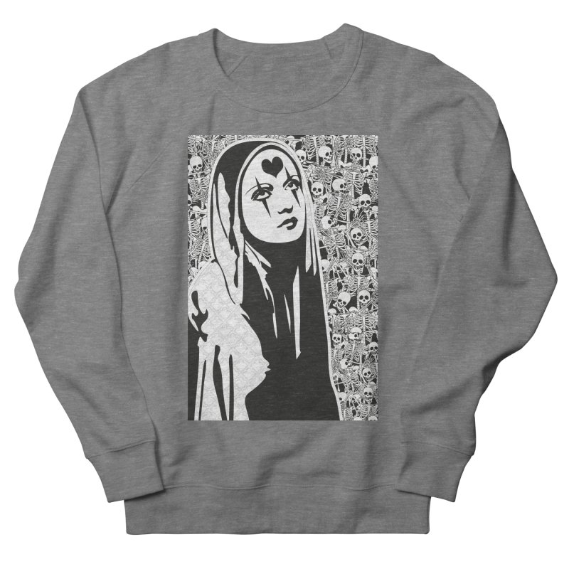 MiaDonna Men's Sweatshirt by DolceQ's Artist Shop