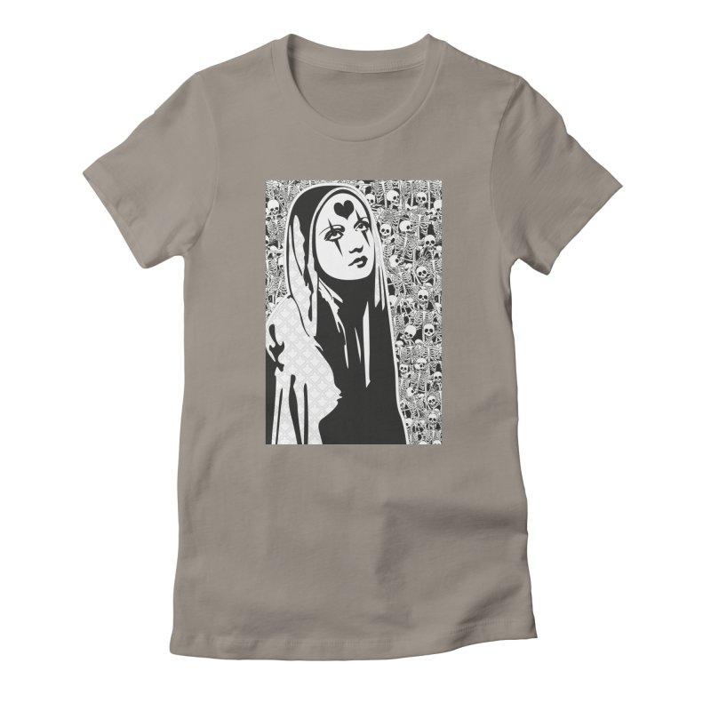MiaDonna Women's T-Shirt by DolceQ's Artist Shop