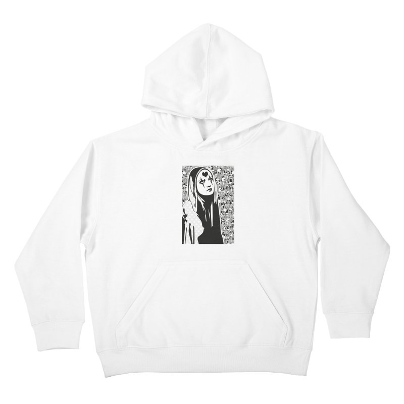 MiaDonna Kids Pullover Hoody by DolceQ's Artist Shop