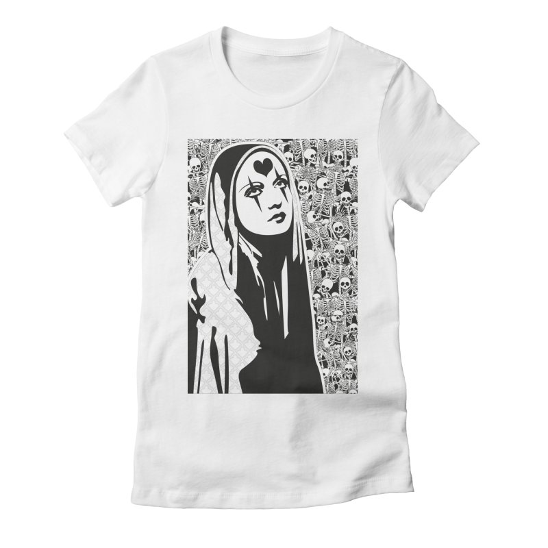 MiaDonna Women's T-Shirt by DolceQ's Artist Shop