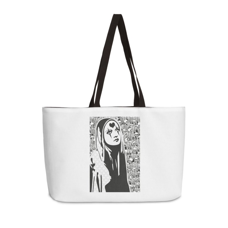MiaDonna Accessories Weekender Bag Bag by DolceQ's Artist Shop