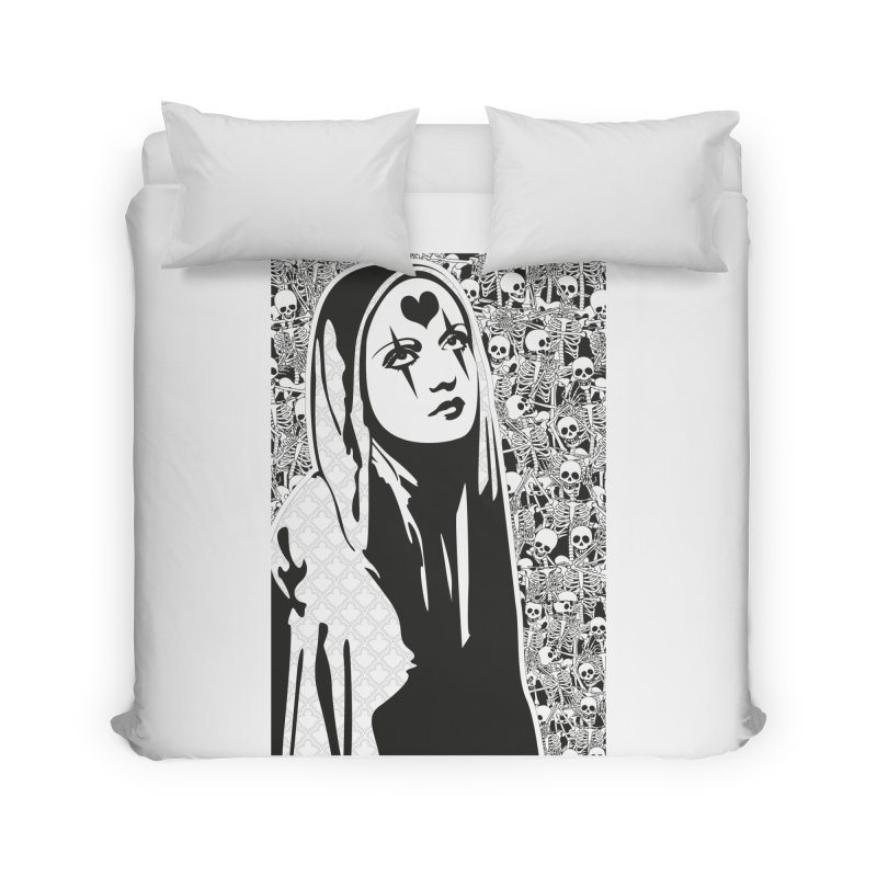 MiaDonna Home Duvet by DolceQ's Artist Shop