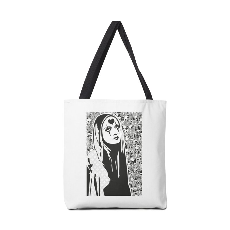 MiaDonna Accessories Tote Bag Bag by DolceQ's Artist Shop