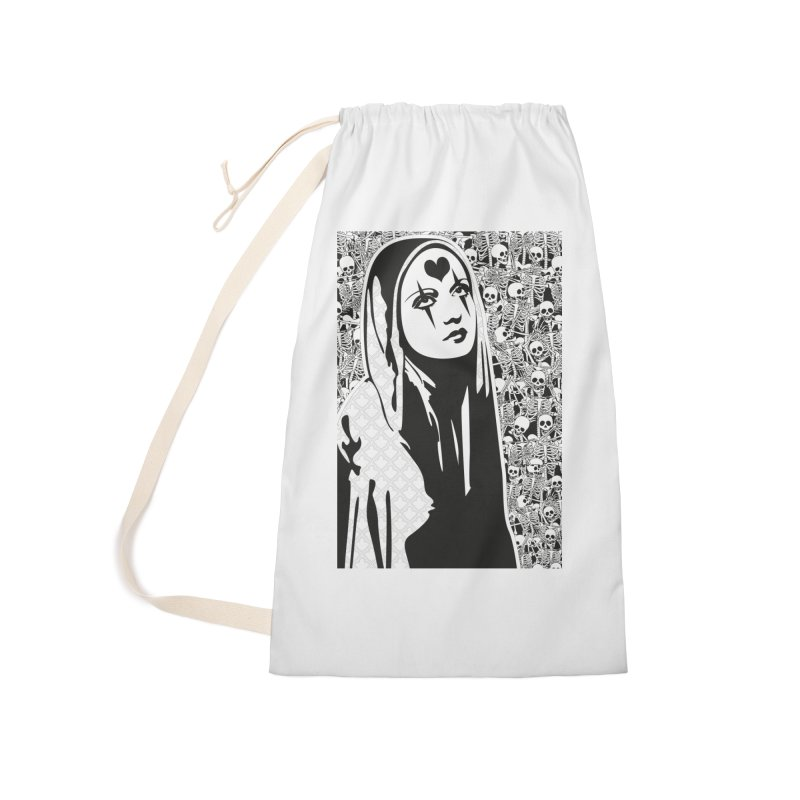 MiaDonna Accessories Laundry Bag Bag by DolceQ's Artist Shop