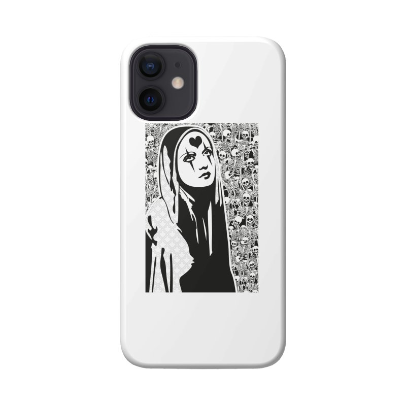 MiaDonna Accessories Phone Case by DolceQ's Artist Shop