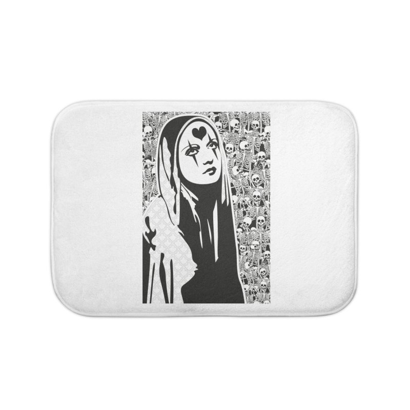 MiaDonna Home Bath Mat by DolceQ's Artist Shop