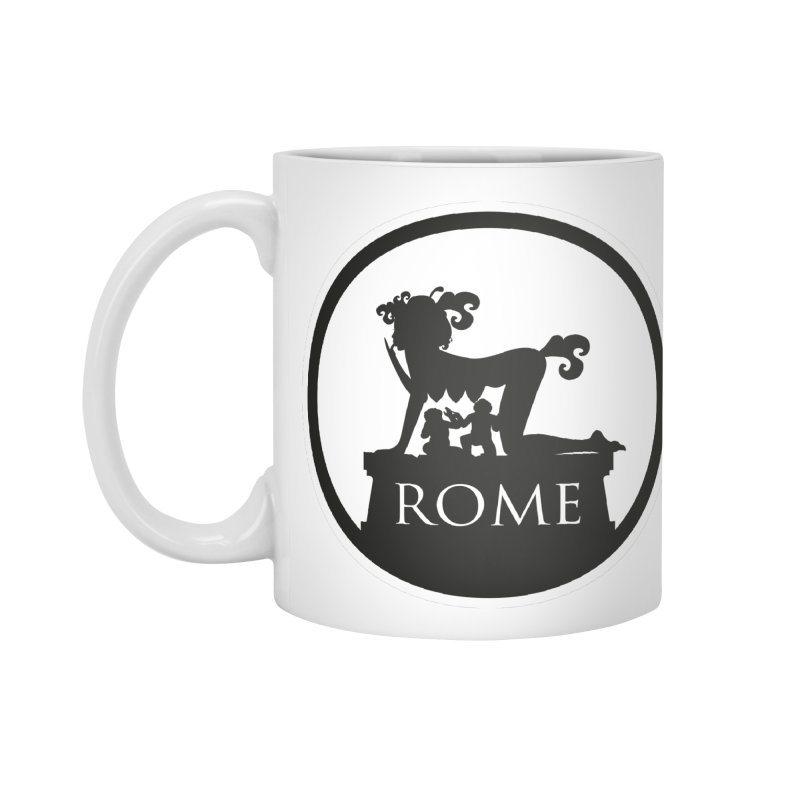 Mamma Roma Accessories Mug by DolceQ's Artist Shop