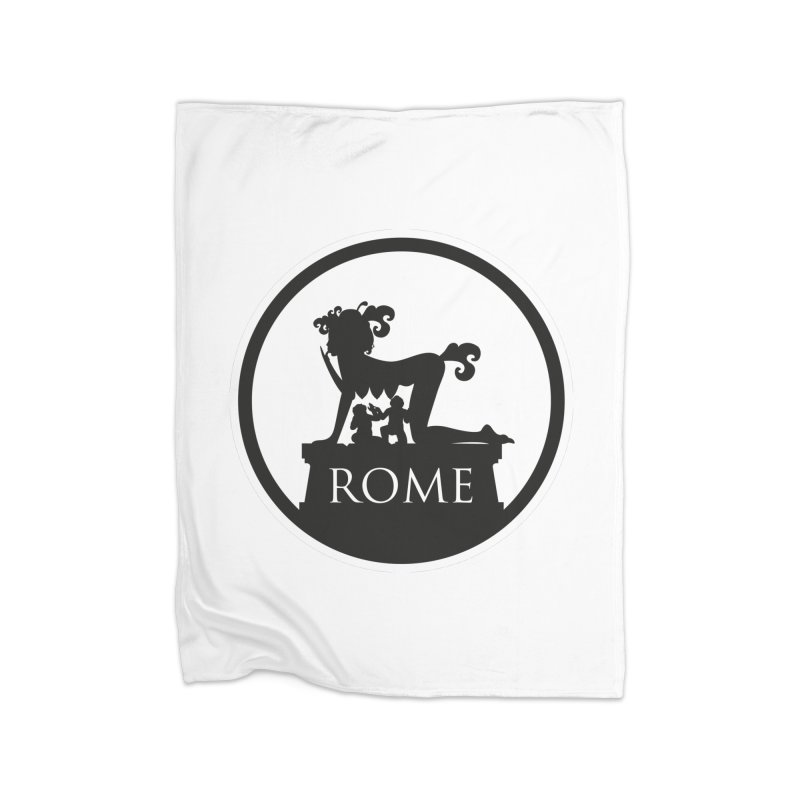 Mamma Roma Home Blanket by DolceQ's Artist Shop
