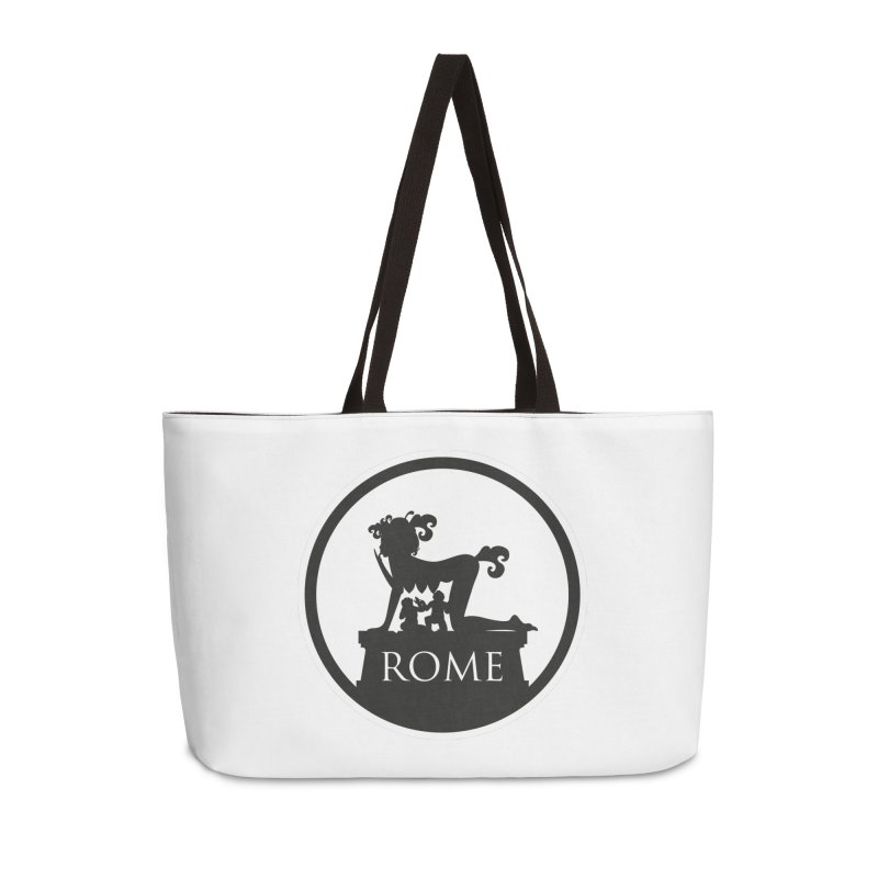 Mamma Roma Accessories Weekender Bag Bag by DolceQ's Artist Shop