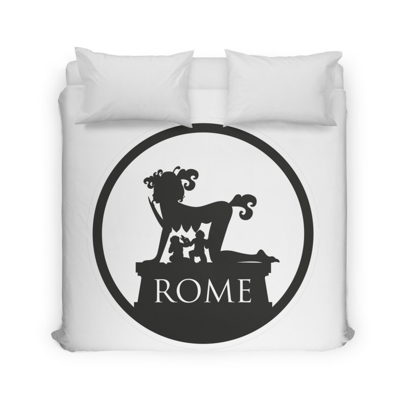 Mamma Roma Home Duvet by DolceQ's Artist Shop