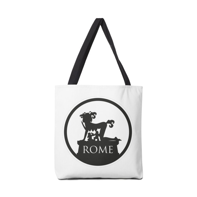 Mamma Roma Accessories Bag by DolceQ's Artist Shop