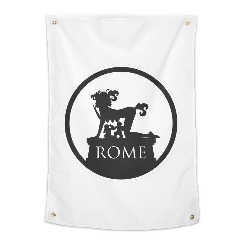 Mamma Roma Home Tapestry by DolceQ's Artist Shop