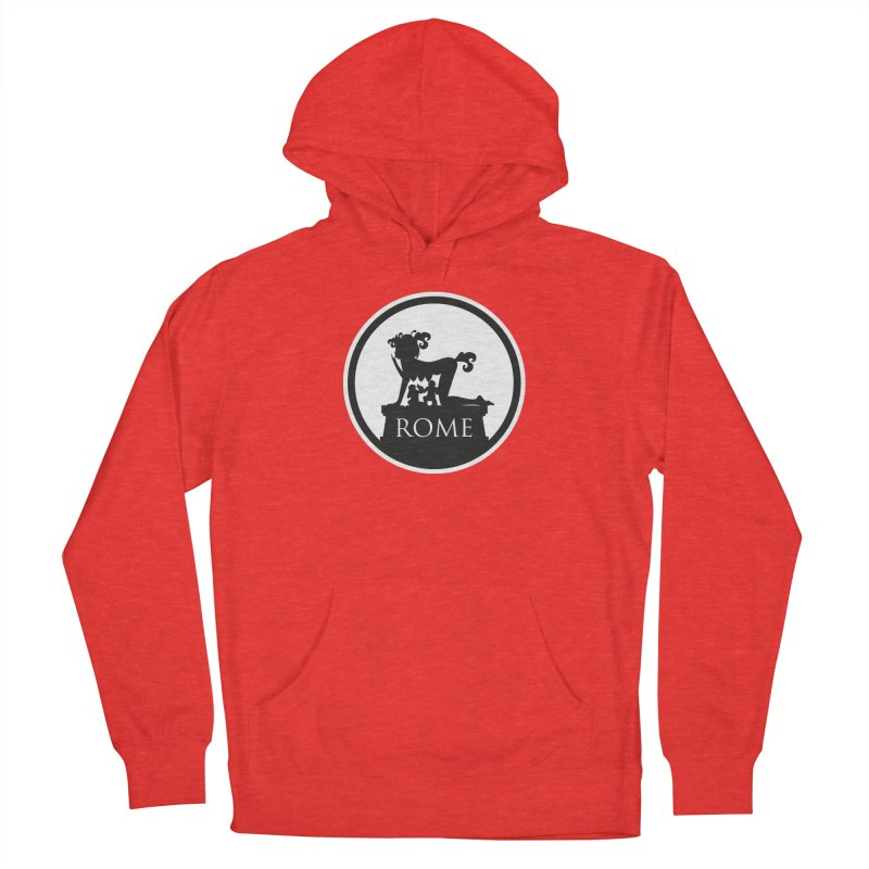 Mamma Roma Women's Pullover Hoody by DolceQ's Artist Shop