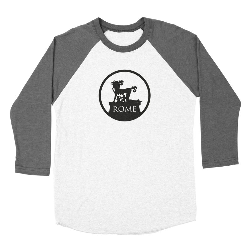 Mamma Roma Women's Longsleeve T-Shirt by DolceQ's Artist Shop