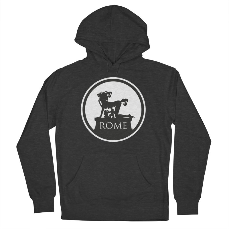 Mamma Roma Men's Pullover Hoody by DolceQ's Artist Shop