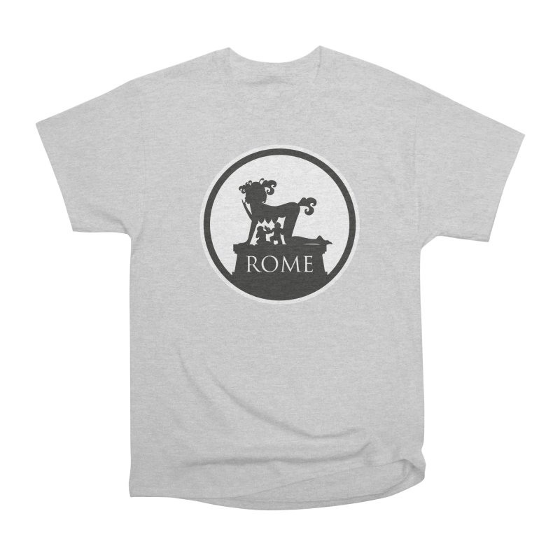 Mamma Roma Women's Heavyweight Unisex T-Shirt by DolceQ's Artist Shop