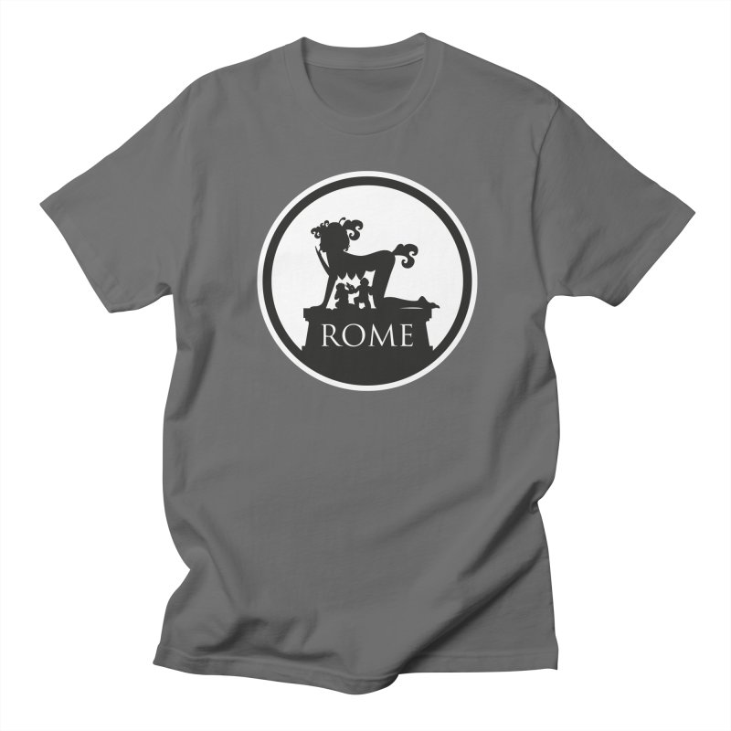 Mamma Roma Women's Unisex T-Shirt by DolceQ's Artist Shop