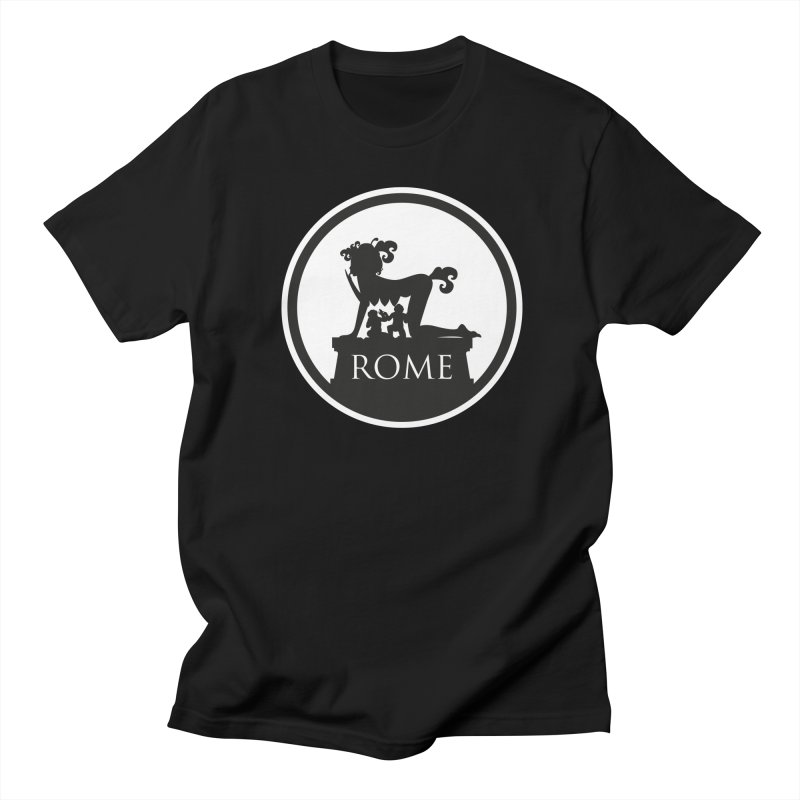 Mamma Roma Men's Regular T-Shirt by DolceQ's Artist Shop