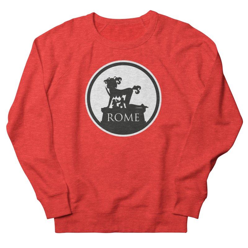 Mamma Roma Men's Sweatshirt by DolceQ's Artist Shop