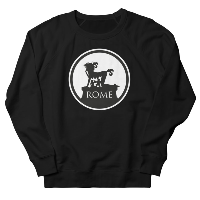 Mamma Roma Men's Sweatshirt by DolceQ's Artist Shop