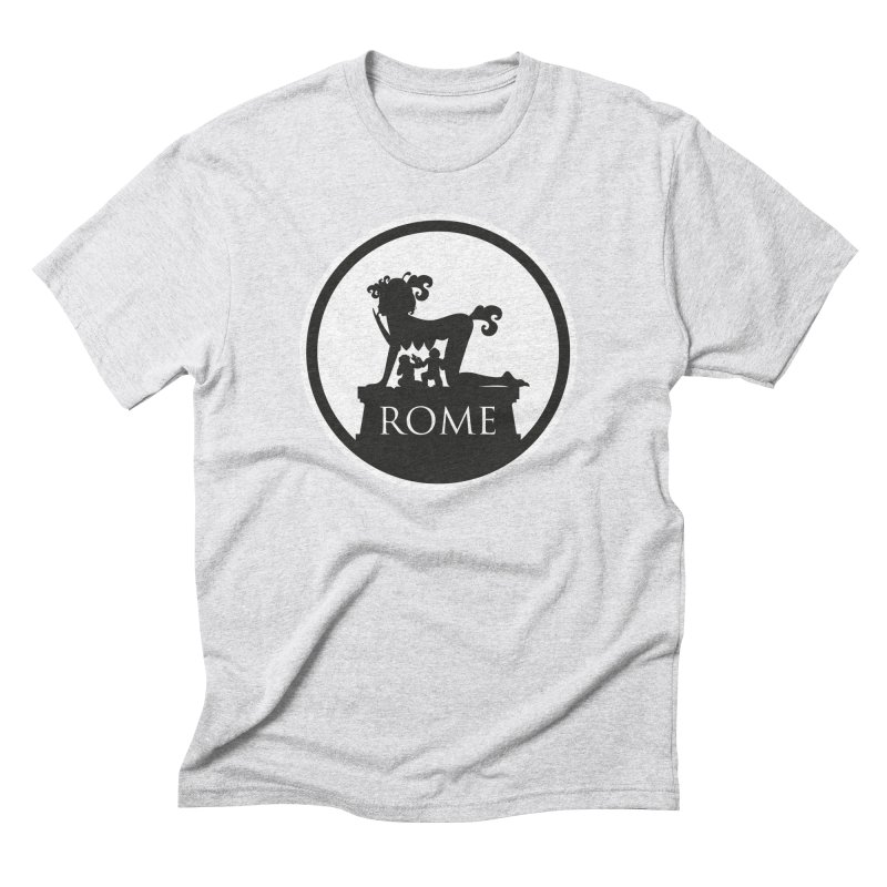 Mamma Roma Men's Triblend T-Shirt by DolceQ's Artist Shop
