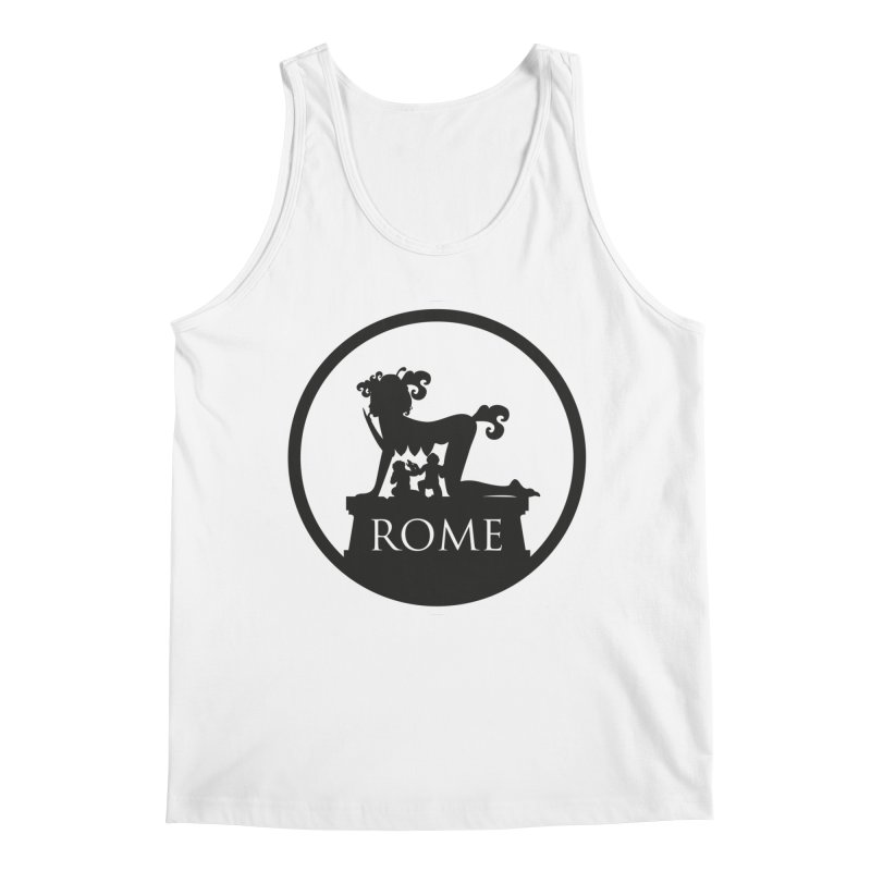 Mamma Roma Men's Tank by DolceQ's Artist Shop