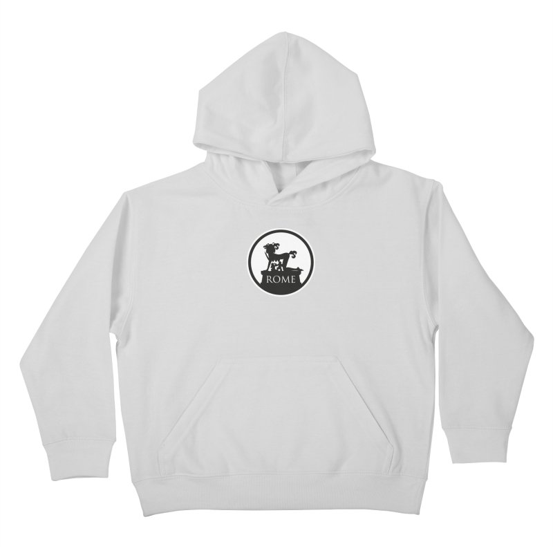 Mamma Roma Kids Pullover Hoody by DolceQ's Artist Shop