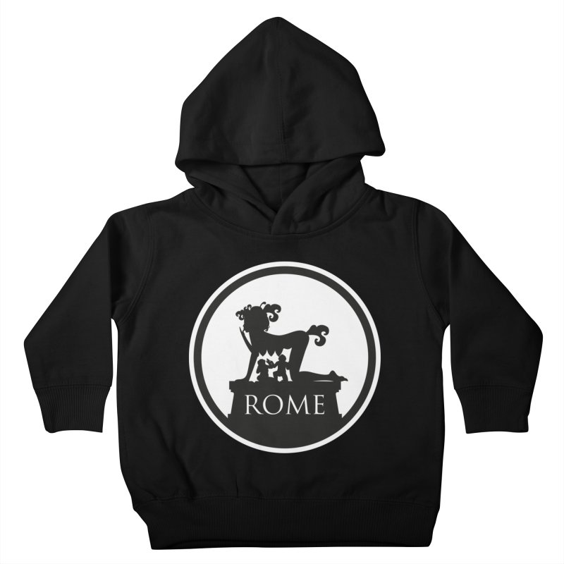 Mamma Roma Kids Toddler Pullover Hoody by DolceQ's Artist Shop