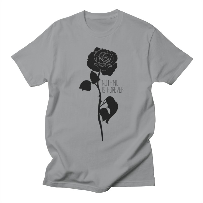 Nothing 4EVR Men's T-Shirt by DolceQ's Artist Shop