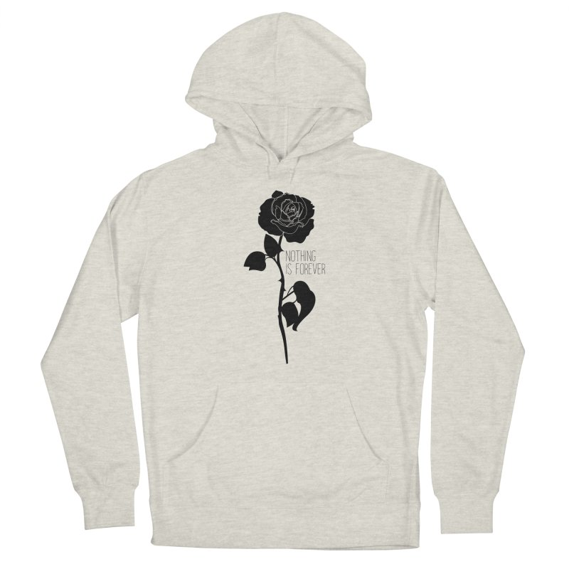 Nothing 4EVR Men's Pullover Hoody by DolceQ's Artist Shop