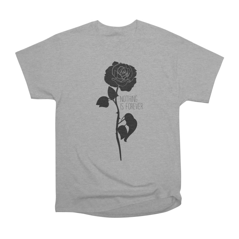 Nothing 4EVR Women's Heavyweight Unisex T-Shirt by DolceQ's Artist Shop