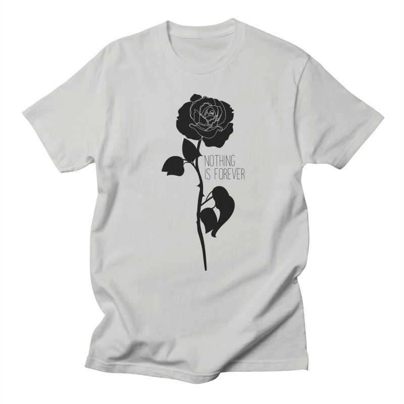 Nothing 4EVR Women's Regular Unisex T-Shirt by DolceQ's Artist Shop